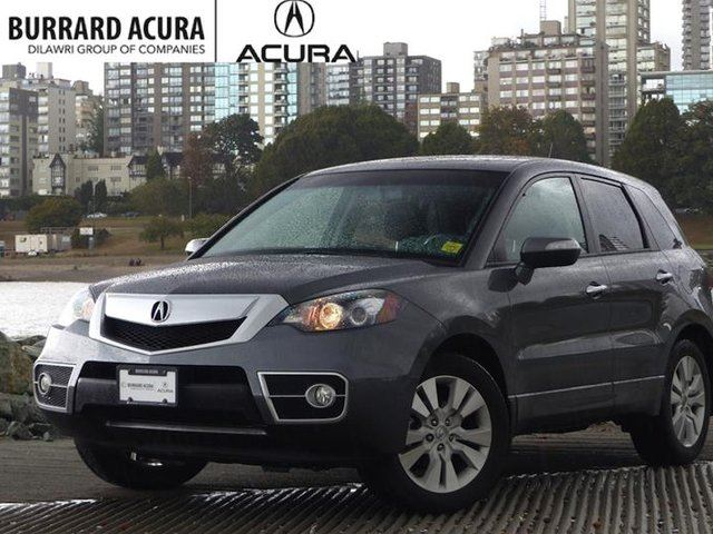 2011 ACURA RDX 5 sp at in Vancouver, British Columbia