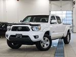 2015 Toyota Tacoma TRD Sport V6 DoubleCab 4WD w/Leather in Kelowna, British Columbia