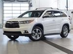2015 Toyota Highlander Limited in Kelowna, British Columbia