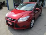 2014 Ford Focus FUEL EFFICIENT SE MODEL 5 PASSENGER 2.0L - DOHC in Bradford, Ontario