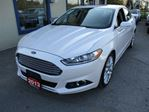 2013 Ford Fusion LOADED TITANIUM MODEL 5 PASSENGER 2.0L - ECO-BO in Bradford, Ontario