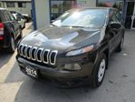 2014 Jeep Cherokee POWER EQUIPPED SPORT EDITION 5 PASSENGER 2.4L - in Bradford, Ontario