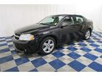 2010 Dodge Avenger R/T/NO ACCIDENTS/LEATHER/HTD SEATS in Winnipeg, Manitoba