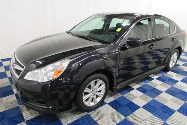 2012 SUBARU LEGACY 2.5i AWD/USB OUTLET/ALLOYS/ A/C in Winnipeg, Manitoba