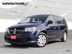 2013 Dodge Grand Caravan SE/SXT One Owner. Rear A/C, Rear Heat and More! in Waterloo, Ontario