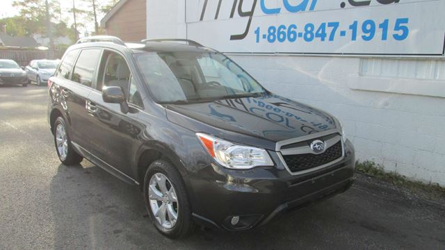 2014 SUBARU FORESTER 2.5i Convenience Package in Richmond, Ontario