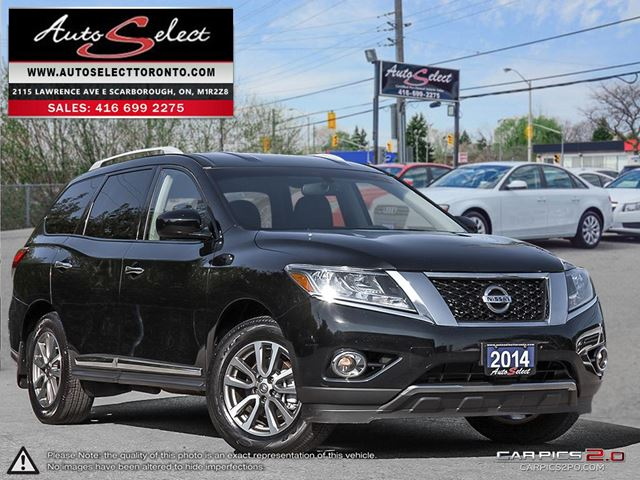 2014 Nissan Pathfinder 4x4 ONLY 98K! **BACK-UP CAMERA** **CLEAN CARPROOF** in Scarborough, Ontario