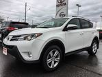 2015 Toyota RAV4 XLE XLE AWD-SUNROOF+ALLOY WHEELS! in Cobourg, Ontario