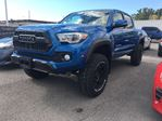 2017 Toyota Tacoma DOUBLE CAB V6+NAVIGATION!   in Cobourg, Ontario