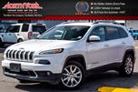 2017 Jeep Cherokee Limited Backup_Cam Heat Frnt.Seats Bluetooth R_Start 18Alloys in Thornhill, Ontario