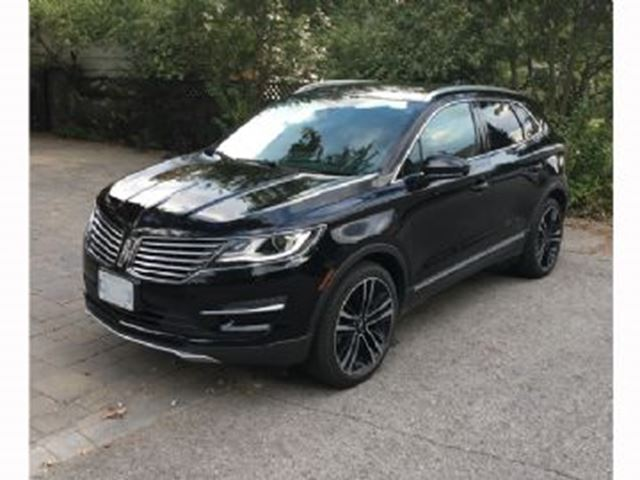 2017 LINCOLN MKC 4 dr Reserve in Mississauga, Ontario