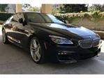 2016 BMW 6 Series 650i xDrive 2dr Gran Coupe M Sport Edition in Mississauga, Ontario
