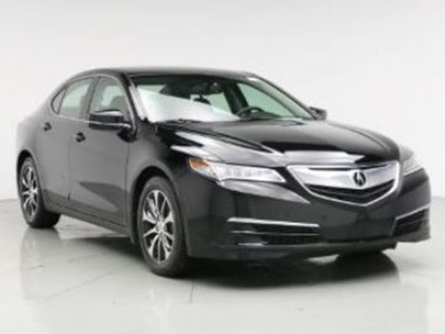 2015 ACURA TLX SH-AWD TECHNOLOGIE GPS  LEASE GUARD in Mississauga, Ontario