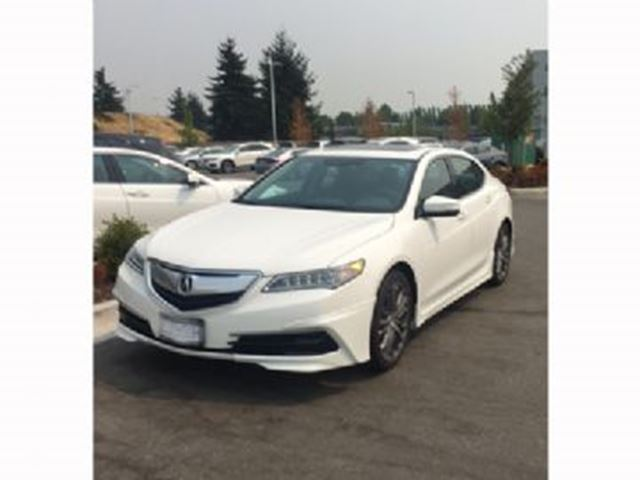 2016 ACURA TLX Tech Pkg  ~Low Low K's~ in Mississauga, Ontario