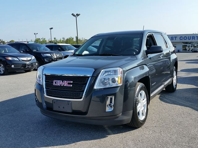 2014 GMC TERRAIN SLE in Scarborough, Ontario