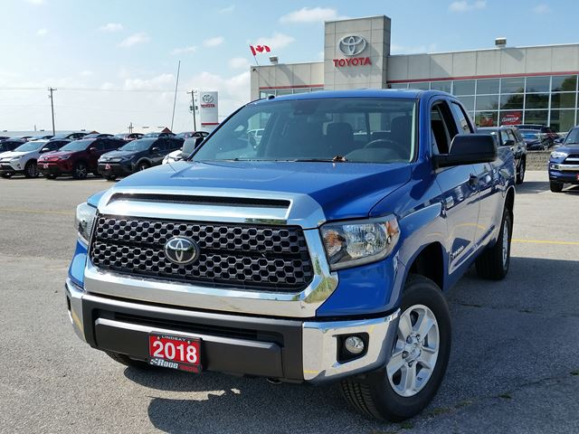 2018 Toyota Tundra SR5 Plus in Lindsay, Ontario