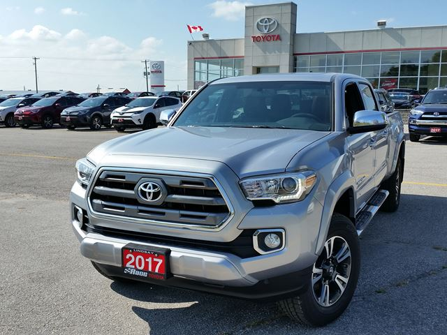 2017 Toyota Tacoma Limited in Lindsay, Ontario