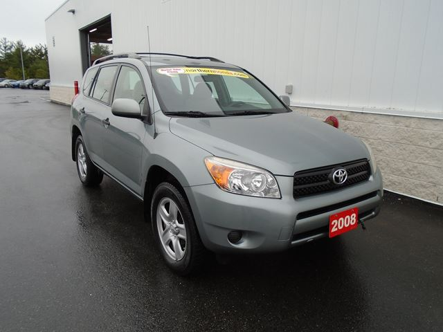 2008 Toyota RAV4 Base in North Bay, Ontario