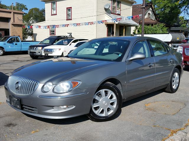 2008 BUICK ALLURE CX in St Catharines, Ontario