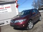2009 Nissan Murano 4WD, ROOF, LOADED, 12M.WRTY+SAFETY $8990 in Ottawa, Ontario