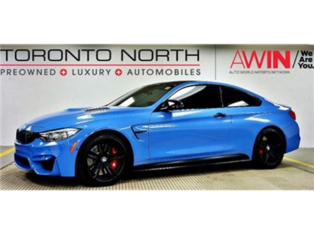 2016 BMW M4 NO ACCIDENT in Toronto, Ontario