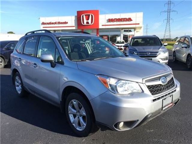 2015 Subaru Forester i Touring in Stratford, Ontario