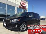 2016 Kia Sedona SX+ KIA CERTIFIED PRE-OWNED in Cambridge, Ontario