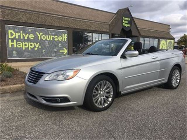 2012 CHRYSLER 200 Touring in Fonthill, Ontario