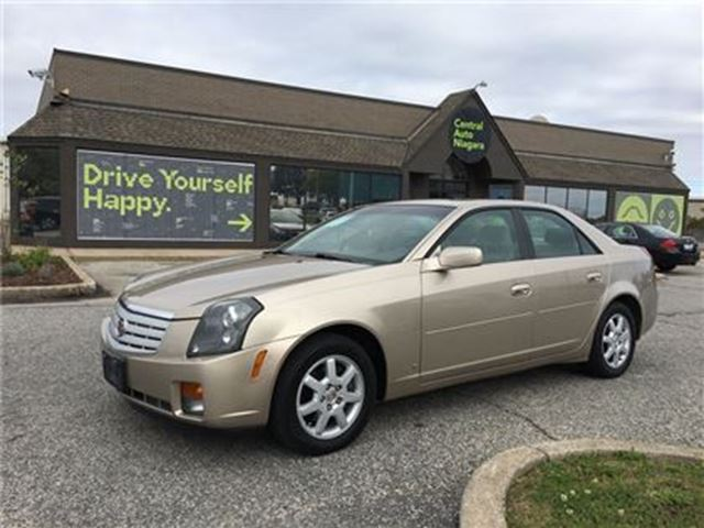2006 CADILLAC CTS 3.6L / LEATHER / SUNROOF in Fonthill, Ontario