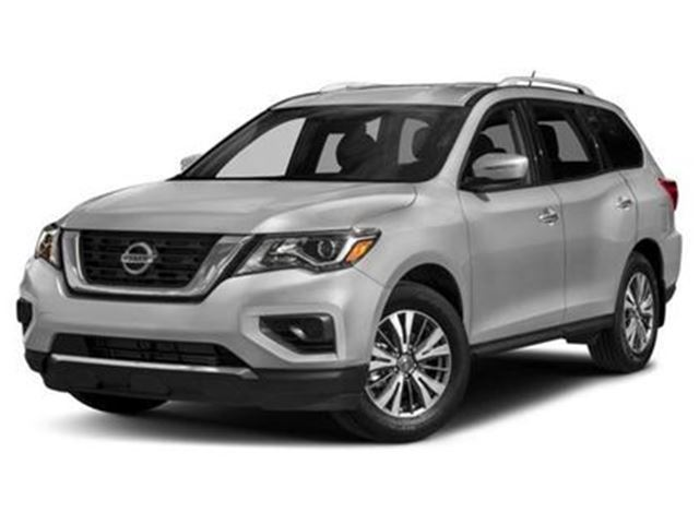 2017 NISSAN PATHFINDER SV 4WD in Coquitlam, British Columbia