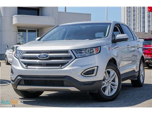 2017 FORD EDGE SEL  AWD  BACKUP CAM  SYNC in Cambridge, Ontario