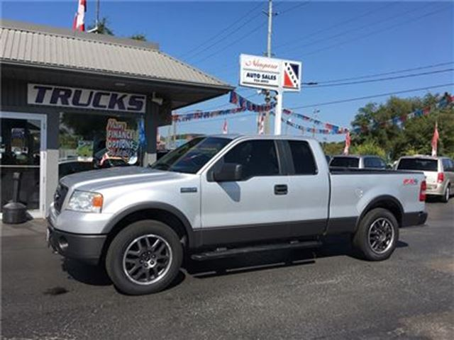 2008 FORD F-150 FX4 in Welland, Ontario