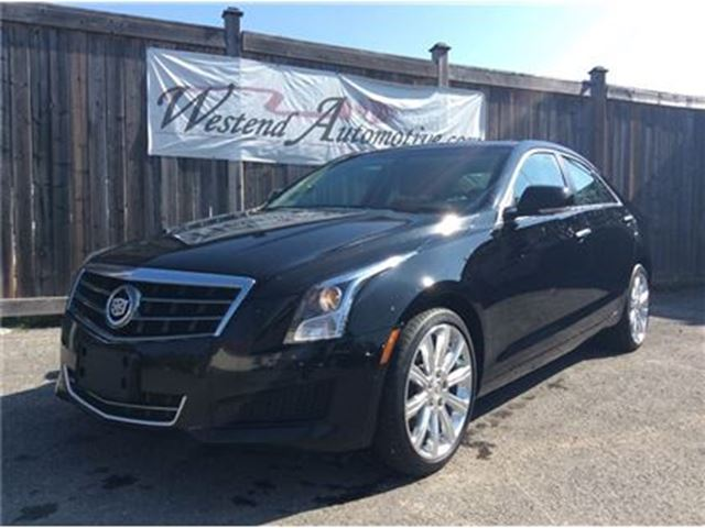 2014 CADILLAC ATS Luxury AWD in Ottawa, Ontario