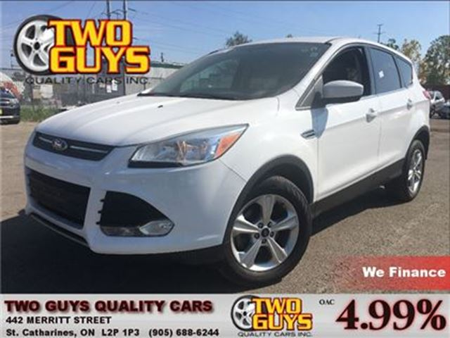 2013 Ford Escape SE HEATED FRONT SEATS CRUISE CONTROL in St Catharines, Ontario
