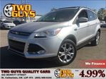 2013 Ford Escape SEL NAVIGATION LEATHER MOON ROOF in St Catharines, Ontario