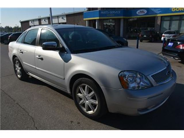 2005 FORD FIVE HUNDRED Limited in Milton, Ontario