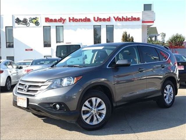 2014 HONDA CR-V EX-L - Leather - Sunroof - Back up Camera in Mississauga, Ontario