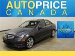 2013 Mercedes-Benz C-Class C350 PANO NAVIGATION XENON in Mississauga, Ontario