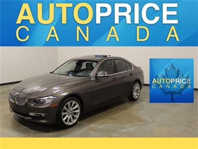2013 BMW 3 SERIES 328 MODERN PKG NAVIGATION MOONROOF in Mississauga, Ontario
