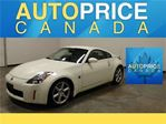 2004 Nissan 350Z Touring LEATHER ORIGONAL KM'S in Mississauga, Ontario