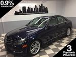 2014 Mercedes-Benz C-Class C300 4MATIC Avantgarde Plus Bi-Xenon++ in Calgary, Alberta