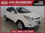 2011 Hyundai Tucson GLS in Richmond, British Columbia