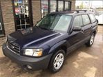 2005 Subaru Forester ALL WHEEL DRIVE in Edmonton, Alberta