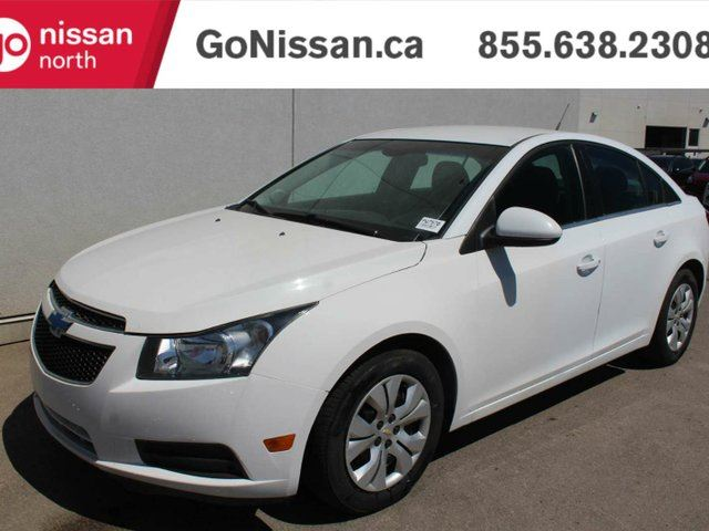 2013 CHEVROLET CRUZE LT Turbo 4dr Sedan in Edmonton, Alberta