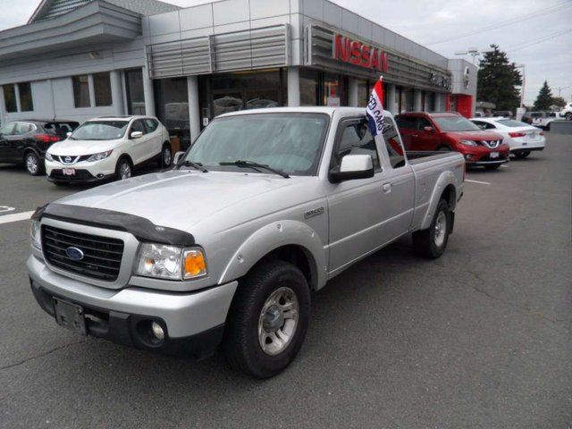 2009 FORD RANGER Sport 4dr 4x2 Super Cab Styleside 6 ft. box 125.7 in. WB in Kamloops, British Columbia