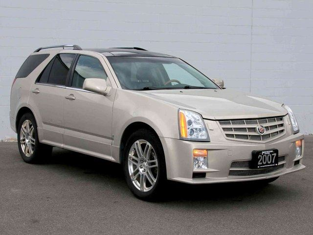 2007 CADILLAC SRX Premium Limited AWD in Kelowna, British Columbia