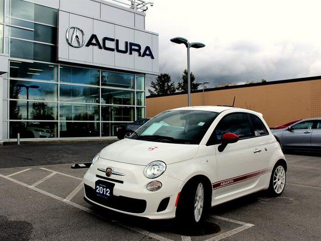 2012 FIAT 500 Abarth Hatch in Surrey, British Columbia