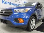 2017 Ford Escape S- Smooth blue, back up cam, satisfaction! in Edmonton, Alberta