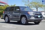 2011 Toyota 4Runner SR5 in Richmond, British Columbia