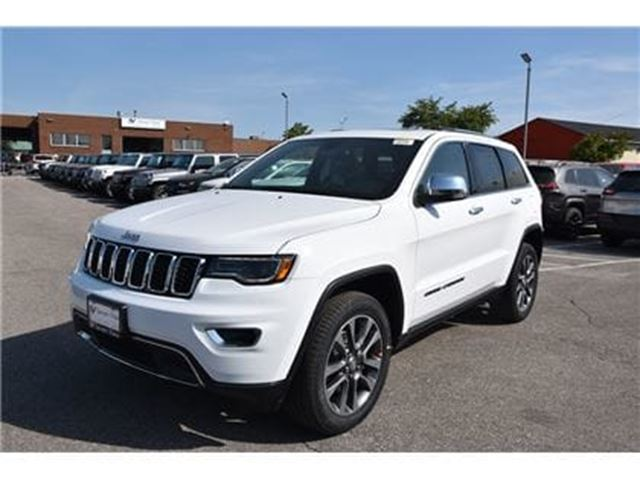 2018 JEEP GRAND CHEROKEE Limited in Concord, Ontario